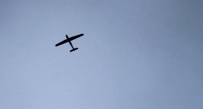 """""""حماس"""" تسيطر على طائرة إسرائيلية مسيرة أسقطت في قطاع غزة"""