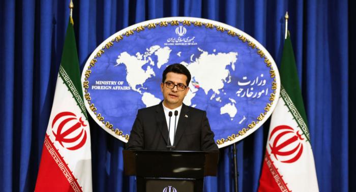 الخارجية الإيرانية: على واشنطن ان تفهم أن سياسة عقوباتها قد فشلت