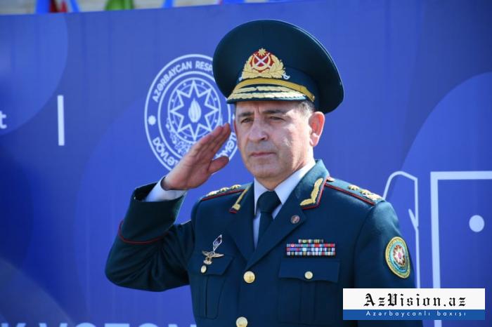 """""""DSX sərhədlərin toxunulmazlığını təmin edir"""" - Azad Ələkbərov"""