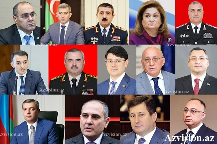 Xidmət rəisləri, komitə və agentlik sədrləri harada təhsil alıblar? - ARAŞDIRMA (FOTOLAR)