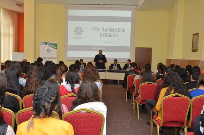 Fond Şəkidə seminar keçirib