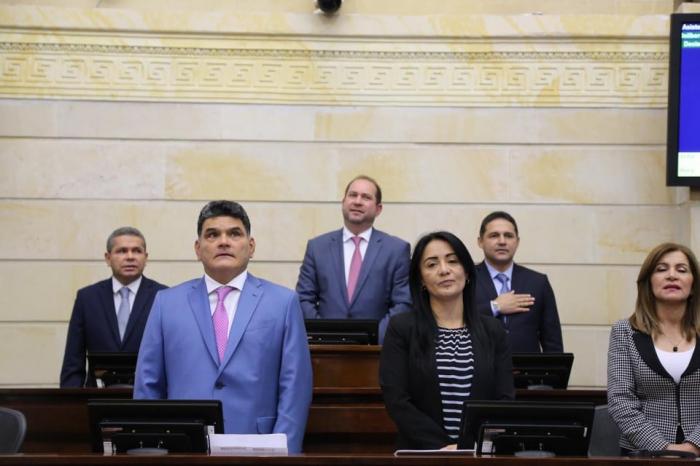 Kolumbiya Parlamentində Azərbaycanla bağlı dinləmələr keçirildi - FOTO