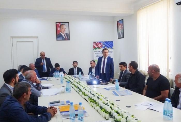 """Xaçmazda """"Niyazabad Pomidor İstehsal Kooperativi"""" təsis edilib"""
