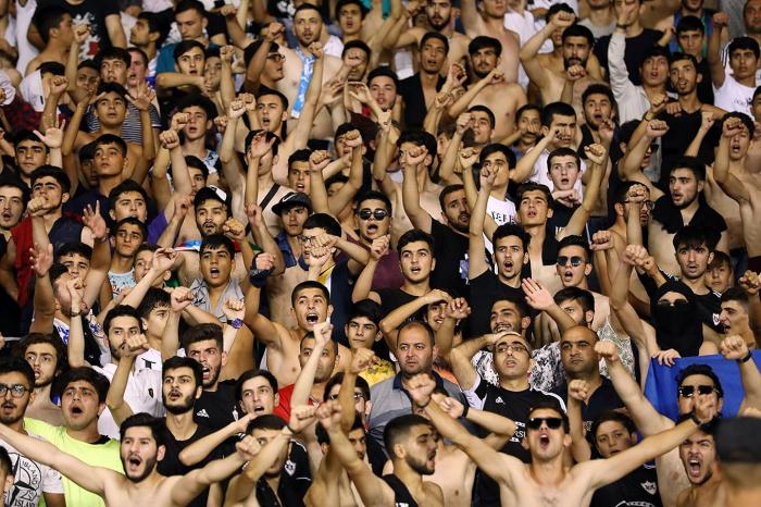 """""""Qarabağ""""ın oyununa 10 min bilet satılıb"""