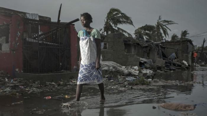 Wetterextreme lassen Zahl der Flüchtlinge steigen