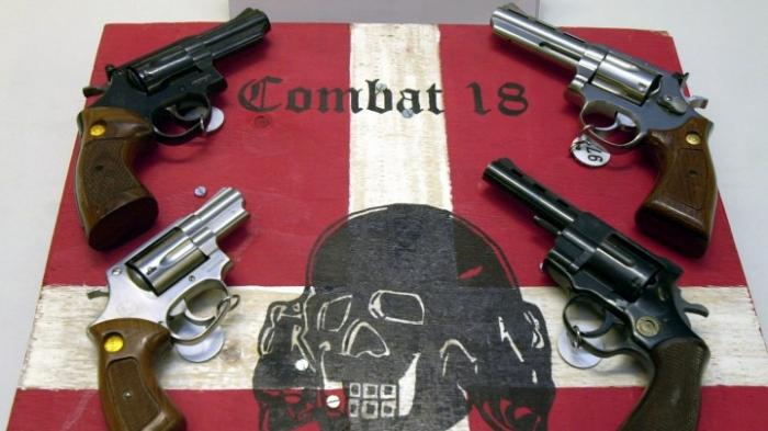 """Mehrere Innenminister fordern Verbot von """"Combat 18"""""""