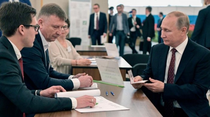 Regierungspartei erfolgreich – Stimmverluste in Moskau