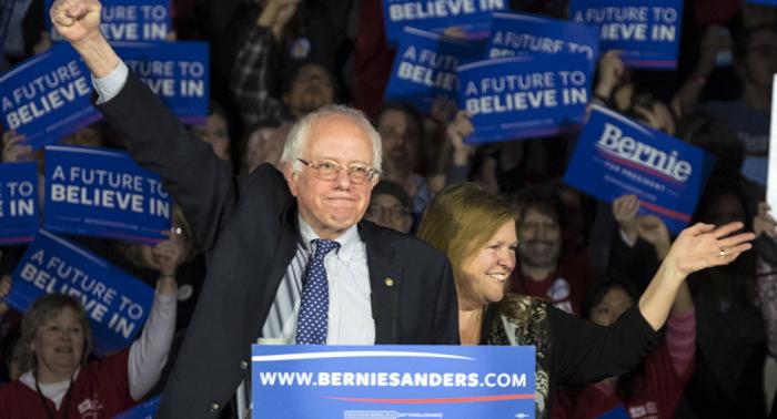 """لماذا تنتخب ناشطة فلسطينية """"أول رئيس يهودي"""" في أمريكا"""