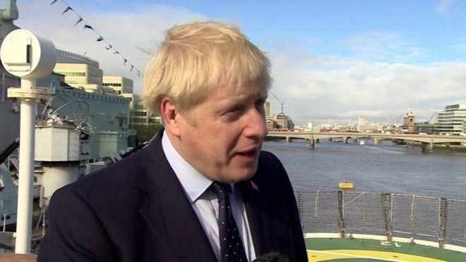 بريكست: جونسون ينفي أنه كذب على الملكة بشأن تعليق البرلمان