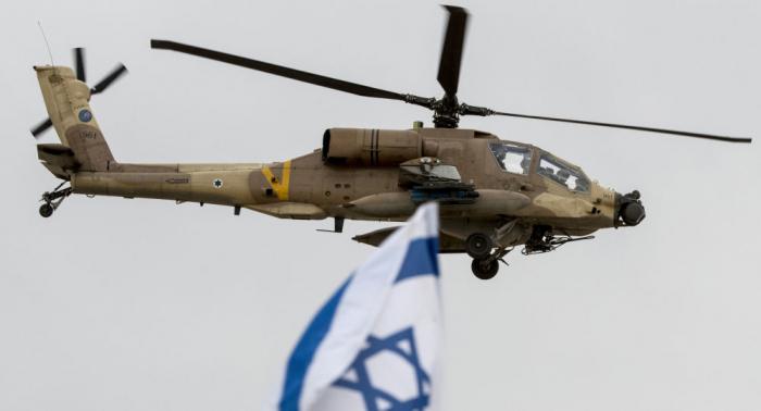 أول انتشار عسكري لسلاح الجو الإسرائيلي في بريطانيا