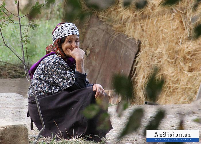 قرية ناخشيفان يبلغ عمرها 250 عامًا -   صور