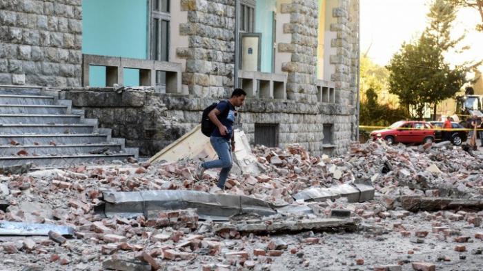 EU bietet Albanien Unterstützung an
