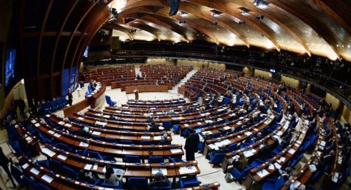 Strasbourg:  la session d'hiver de l'APCE entame ses travaux