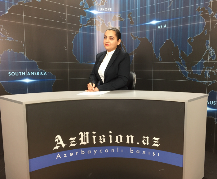 AzVision TV releases new edition of news in English for September 11-   VIDEO