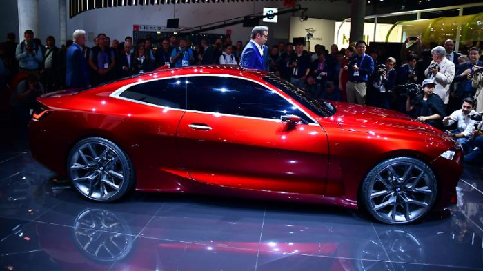 BMW zeigt rattenscharfes Concept 4
