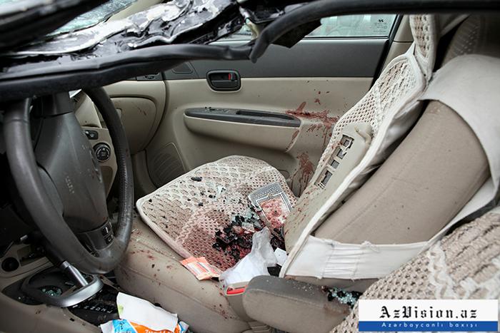 Bakıda ağır qəza: İki qadın yaralandı
