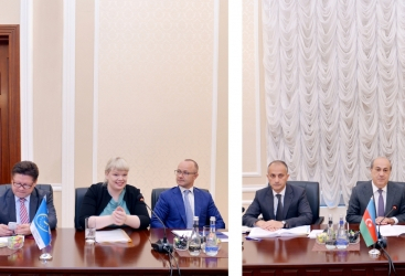 Azerbaijani deputy justice minister meets with PACE committee chair