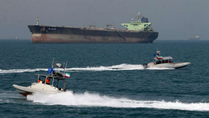 Iran seizes ship with Filipino crew for alleged fuel smuggling in Gulf