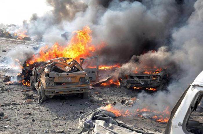 Daesh claims deadly minivan blast in Iraq's Karbala
