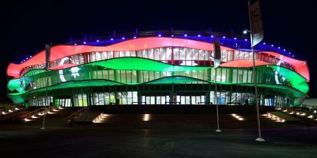 Baku hosts colorful closing ceremony of 37th Rhythmic Gymnastics World Championships