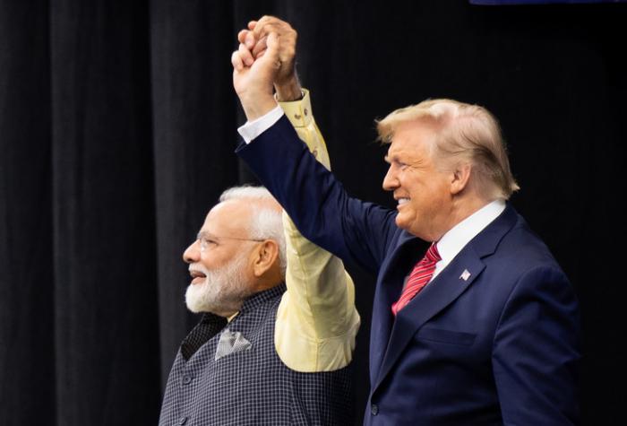 Trump tente de séduire la diaspora indienne aux États-Unis