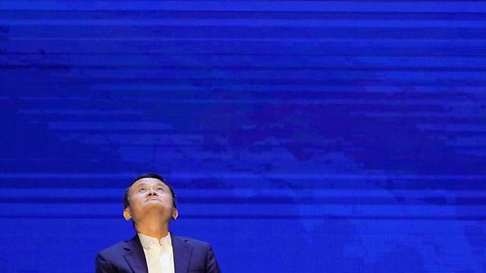 Der reichste Chinese geht in Deckung