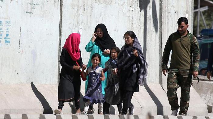 Taliban verüben Anschlag auf Präsidenten