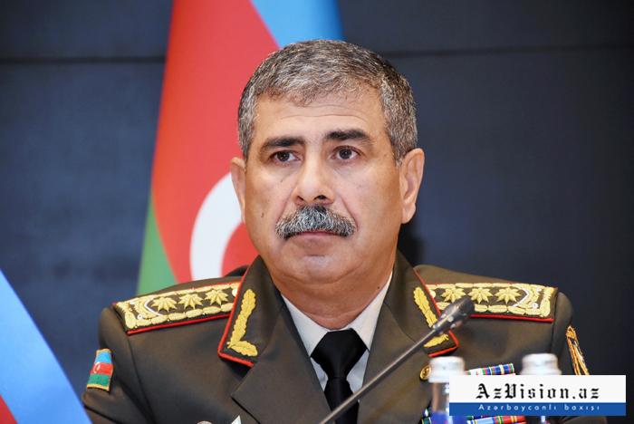 """""""Azərbaycan Ordusu müharibəyə hazırdır"""" - Zakir Həsənov"""