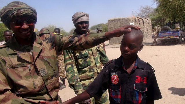 Après l'enfer de Boko Haram, des milliers d'enfants détenus par l'armée nigériane
