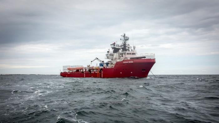 """Ocean Viking"" darf Lampedusa anlaufen"