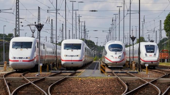 Finanzierungslücken bei der Deutschen Bahn?