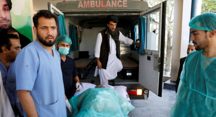 Suicide bomber attacks ID Centre in Eastern Afghanistan, 6 people injured