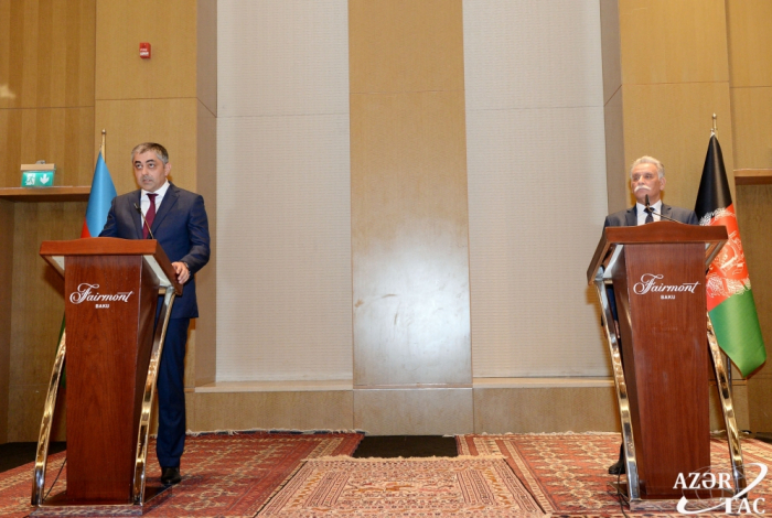 Baku hosts reception on centenary of Afghanistan's independence