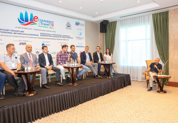 Major conference E-Commerce&Travel - 2019 held with support of AZAL in Baku