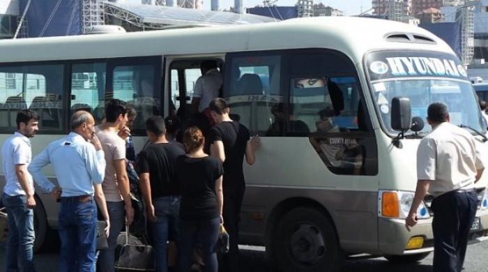 Bakı-Sumqayıt avtobuslarının sayı artırılır