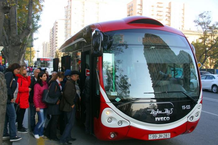 """""""Yeni avtobuslar qiymət artımına səbəb olmayacaq"""" - BNA"""