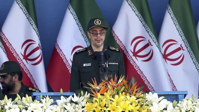 İran generalı ABŞ və İsrailə meydan oxudu