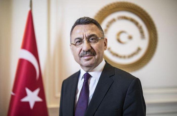 Türkiyənin Vitse-prezidenti Azərbaycana gəlir