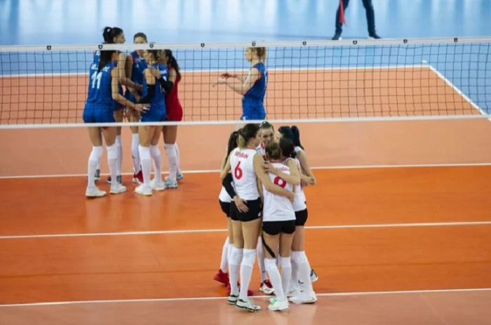 Türkiyə finalda uduzdu