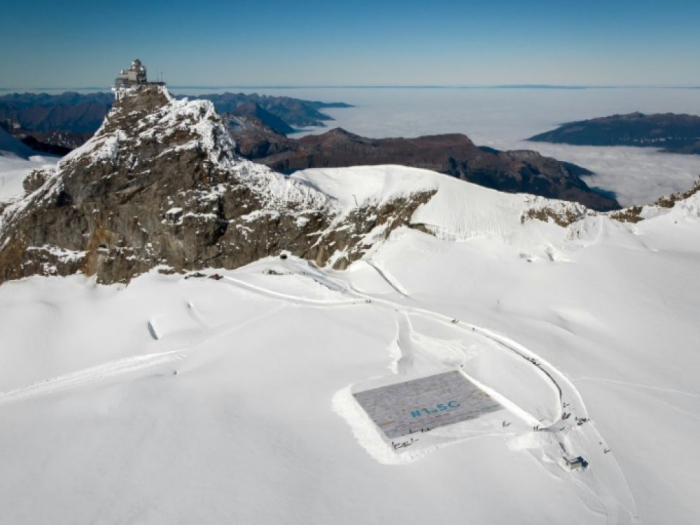 Le plus grand glacier des Alpes pourrait disparaître d