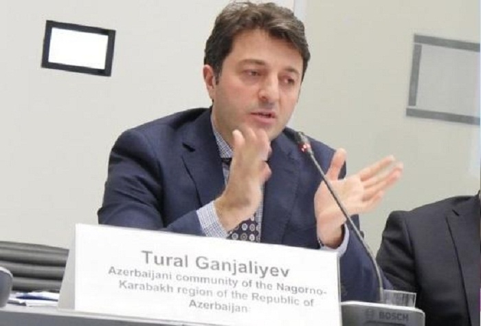 """""""Pashinyan once again confirmed that Armenia is an occupant state"""" -Head of Azerbaijani community"""