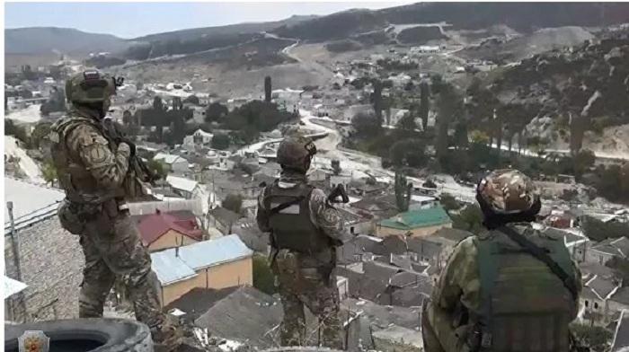 Dağıstanda terrora hazırlaşan İŞİD-çi tutuldu