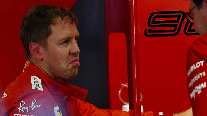 Vettel enttäuscht, Hamilton findet Schuldigen