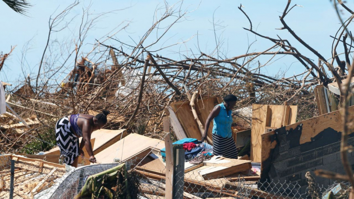 Dorian death toll climbs to 30 in Bahamas: PM