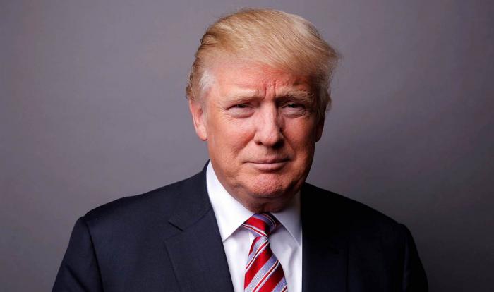 """Tramp Sisini """"sevimli diktator"""" adlandırıb"""