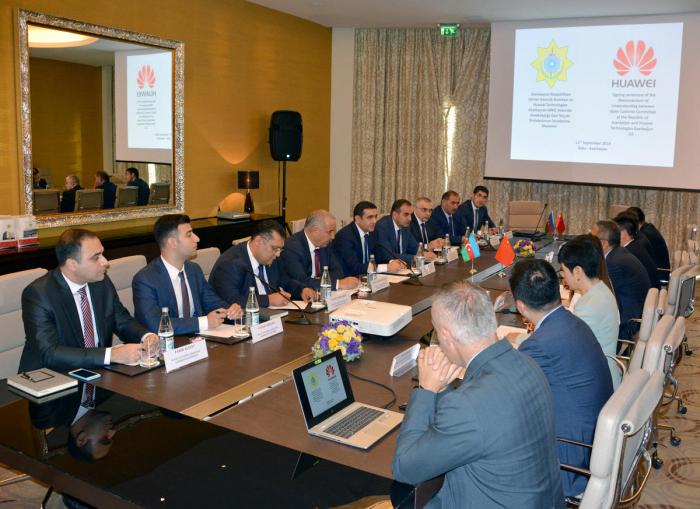 Azerbaijani State Customs Committee introducing innovative technologies