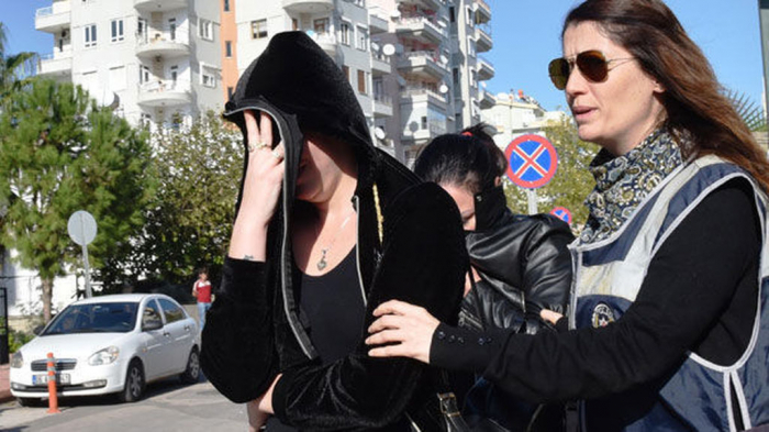 Türkiyədə iki azərbaycanlı qadın saxlanılıb