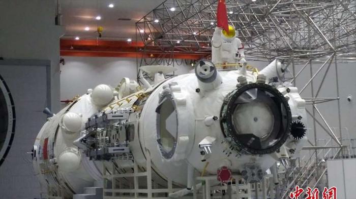 Le lancement de la station spatiale chinoise reporté