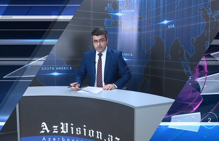 AzVision Nachrichten: Alman dilində günün əsas xəbərləri (28 Oktyabr) - VİDEO