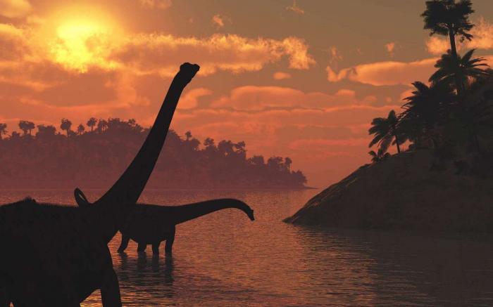 Dinosaures: une bouffée d